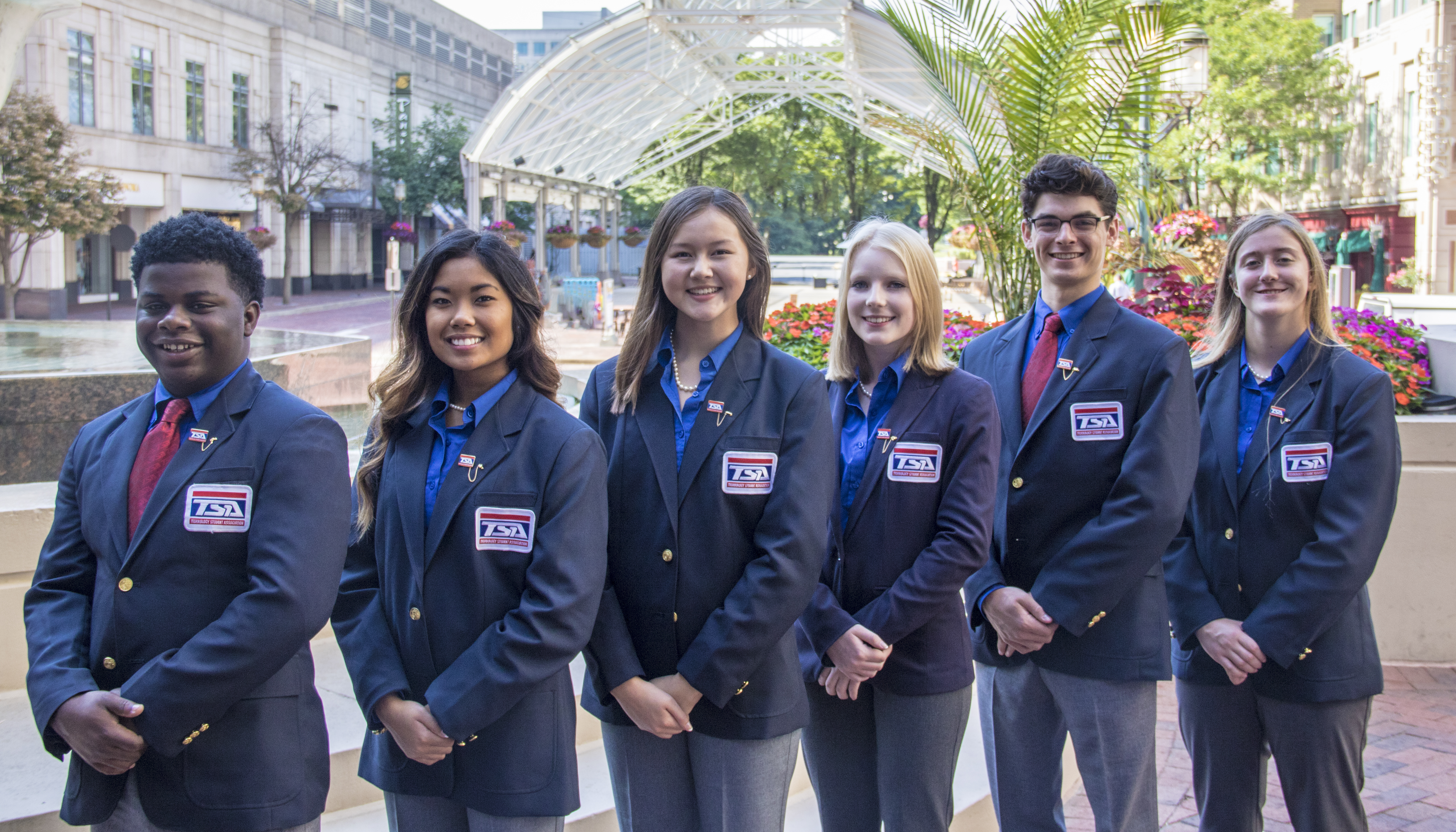 2018-2019 National TSA Officers